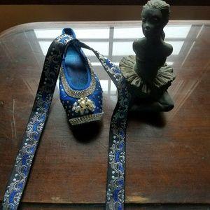 Decorative Pointe Shoe